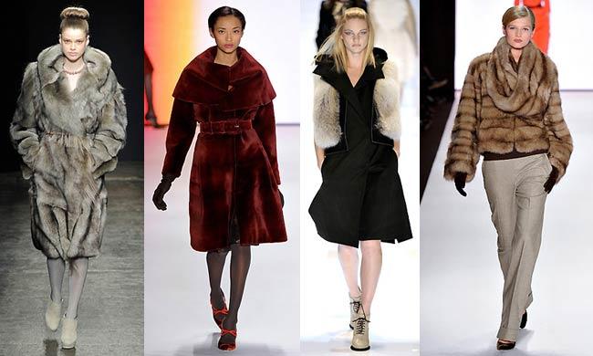 Развлечения досуг. Мода стиль. Модные шубы 2011-2012 фото. Home
